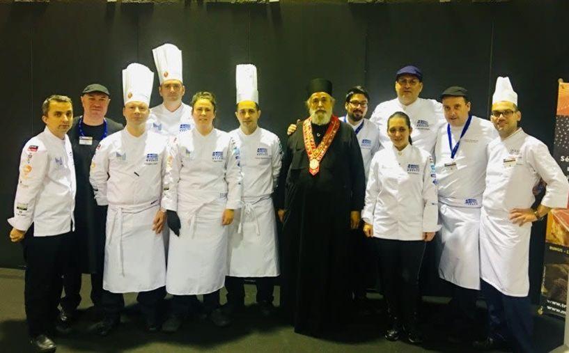 Γεύσεις και αρώματα της Μακεδονικής Κουζίνας   στο Παγκόσμιο Κύπελλο Μαγειρικής στο Λουξεμβούργο
