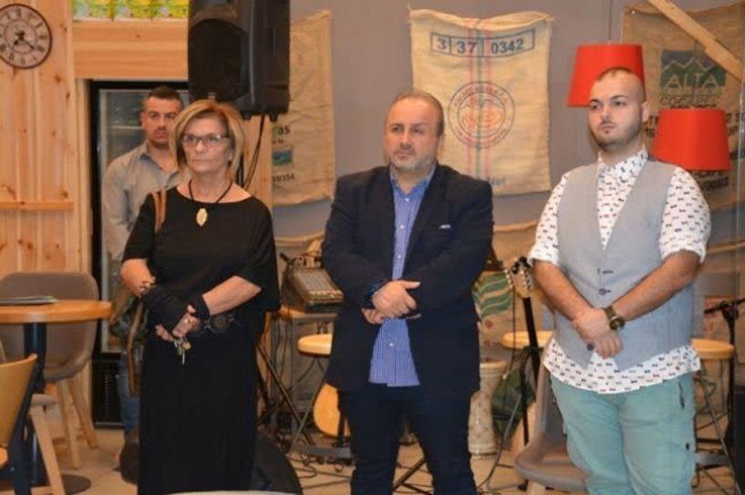 Ο Παναγιώτης Ιορδανίδης( JORDANI) νέος πρόεδρος της ομάδας του Τριποτάμου