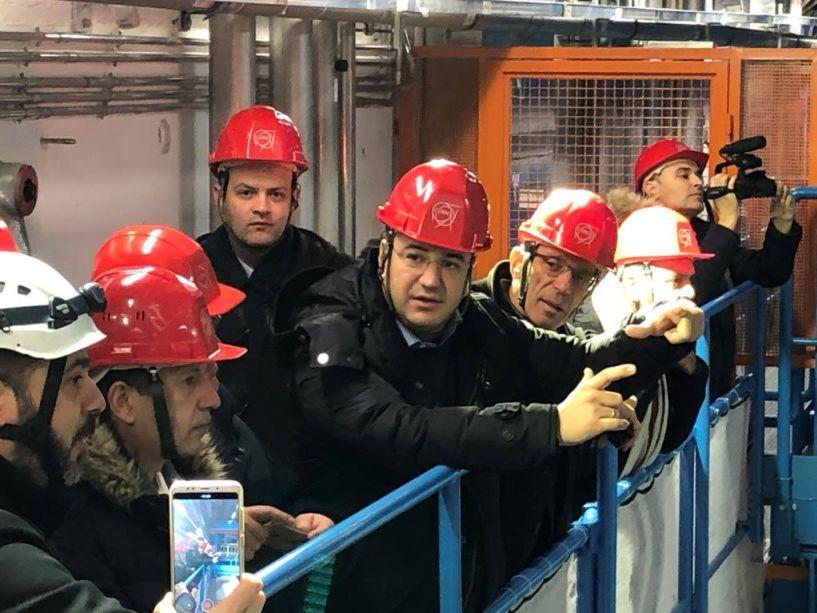 Α. Τζιτζικώστας: «Στόχος μας να καταστεί η Κεντρική Μακεδονία Εθνικό Κέντρο του CERN για όλη την Ελλάδα»
