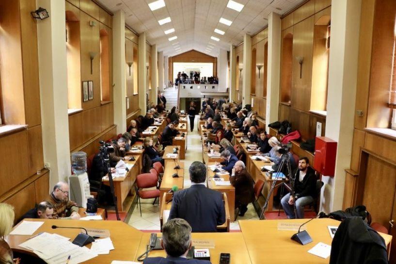 Τακτική συνεδρίαση του Περιφερειακού Συμβουλίου Κεντρικής  Μακεδονίας - Τα θέματα της ημερήσιας διάταξης