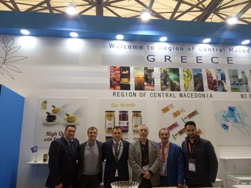 """Η Περιφέρεια Κεντρικής Μακεδονίας στις εκθέσεις τροφίμων """"TuttoFood 2019"""" στο Μιλάνο και """"Sial China 2019"""" στη Σανγκάη"""