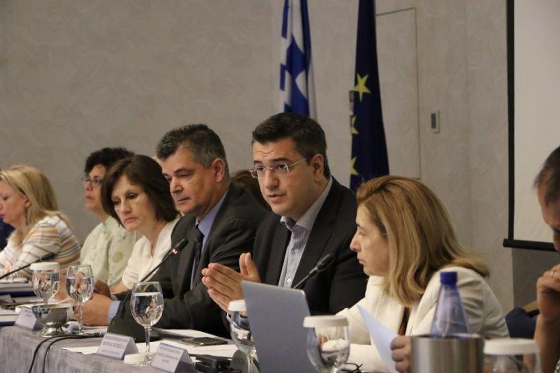 Ολοκληρώθηκε η 5η Επιτροπή Παρακολούθησης του ΕΣΠΑ - Α. Τζιτζικώστας: «Το 2019 έτος επιχειρηματικότητας για την Περιφέρεια Κεντρικής Μακεδονίας»