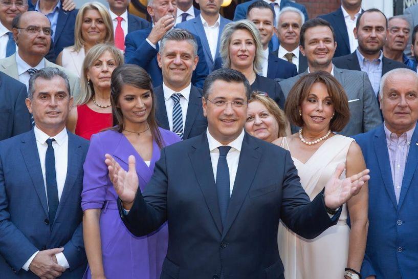 Α. Τζιτζικώστας από την ορκωμοσία του νέου Περιφερειακού Συμβουλίου: «Χτίζουμε τη Μακεδονία του 2030 – Ενώνουμε τους Μακεδόνες κάτω από ένα κοινό όραμα»