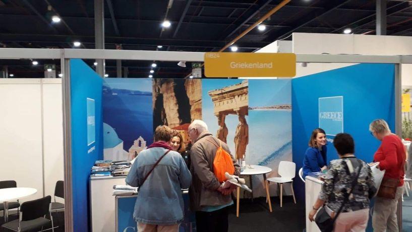 Σημαντική αύξηση των Ολλανδών επισκεπτών στην Κεντρική Μακεδονία