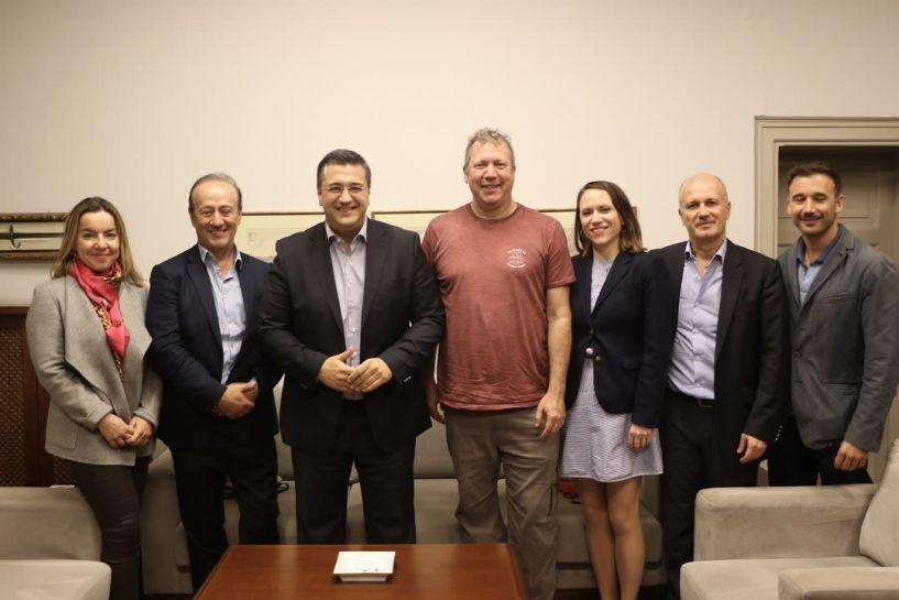 Το Hollywood έρχεται στη Θεσσαλονίκη! - Ξεκινούν άμεσα οι εργασίες κατασκευής των στούντιο στη Θέρμη