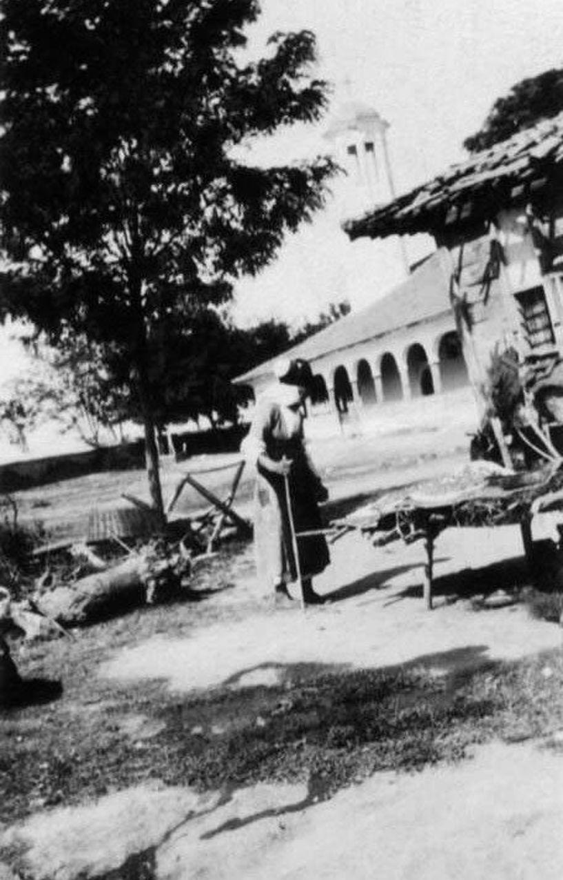 Πανηγύρι Παναγίας στο Γιδά το 1926