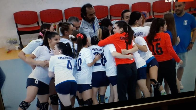 Σφράγισε την πρόκριση η Εθνική γυναικών σάρωσε και την Ιταλία με 33-22.