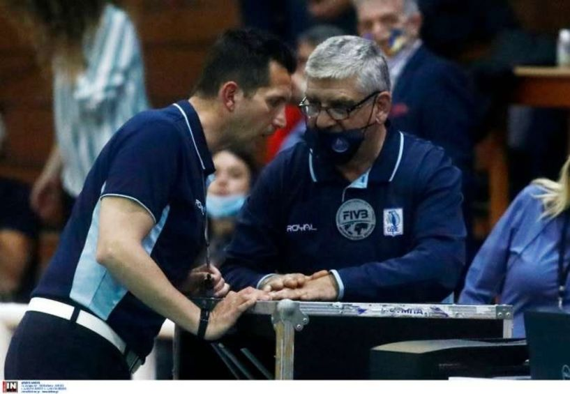 Volley League 2021-22: Διαιτητές και πρόγραμμα της 1ης αγωνιστικής. Φίλιππος- Μίλων