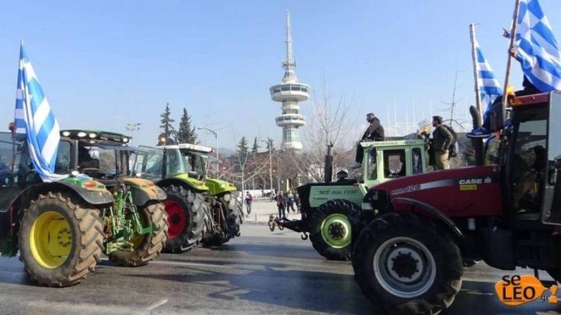 Κάλεσμα του Αγροτικού Συλλόγου Βέροιας για το μεγάλο  συλλαλητήριο στην AGROTICA