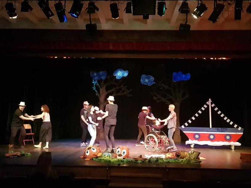 Σε εξέλιξη η 6η Θεατρική Άνοιξη Εφήβων Γυμνασίων & Λυκείων Ημαθίας, Πιερίας και Πέλλας, στη Βέροια