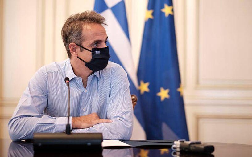 Μητσοτάκης: Δωρεάν το εμβόλιο για τον κορονοϊό σε όλους τους Έλληνες - Δωρεάν μάσκες για μαθητές και εκπαιδευτικούς
