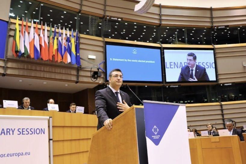 Α. Τζιτζικώστας: «Προτεραιότητά μου να φέρουμε την Ευρώπη πιο κοντά στους πολίτες»