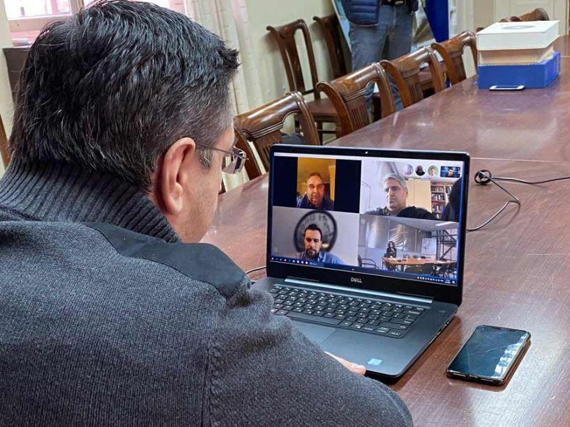 Τηλεδιάσκεψη του Απ. Τζιτζικώστα με φορείς του τουρισμού της Κεντρ. Μακεδονίας για την αντιμετώπιση των επιπτώσεων της πανδημίας του κορωνοϊού