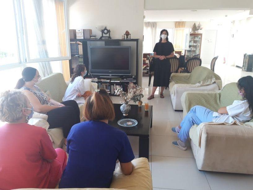 Σεμινάρια ενημέρωσης και ευαισθητοποίησης σχετικά με την άνοια σε Μονάδες Φροντίδας Ηλικιωμένων
