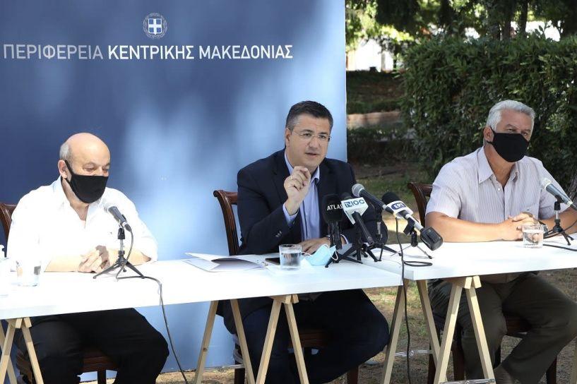 Ποιες επιχειρήσεις (ΚΑΔ) που επλήγησαν από την πανδημία ενισχύονται με 150 εκ. ευρώ από την  Περιφέρεια Κεντρικής Μακεδονίας