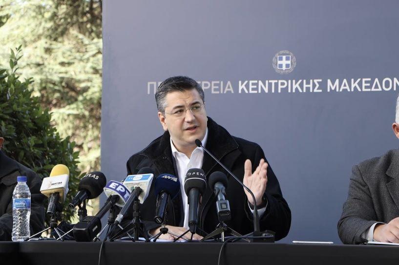 «Διέξοδος»: Ενίσχυση 6.683 επιχειρήσεων από την Περιφέρεια Κεντρ. Μακεδονίας που επλήγησαν από τον κορονοϊού