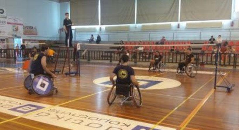 Πανελλήνιο Πρωτάθλημα Para Badminton 2020 Με 4 αθλητές συμμετέχει το