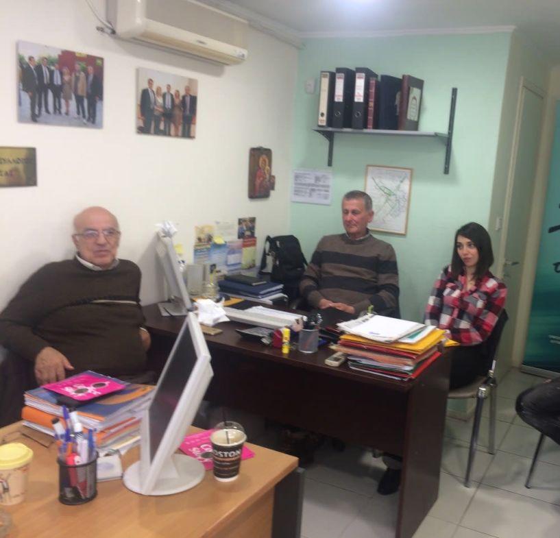 Πραγματοποιήθηκε το Διοικητικό Συμβούλιο της Ομοσπονδίας Εμπορικών Συλλόγων Δυτικής και Κεντρικής Μακεδονίας