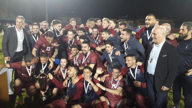 Κυπελλούχος της ΕΠΣ Ημαθίας η Βέροια κέρδισε 3-0 τα Τρίκαλα