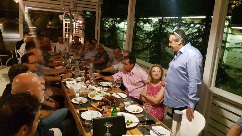 Με επιχειρηματίες της Ημαθίας συναντήθηκε η Νίκη Καρατζιούλα