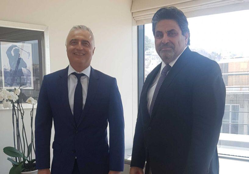Στο Νομικό Συμβούλιο του Κράτους ο Λάζαρος Τσαβδαρίδης