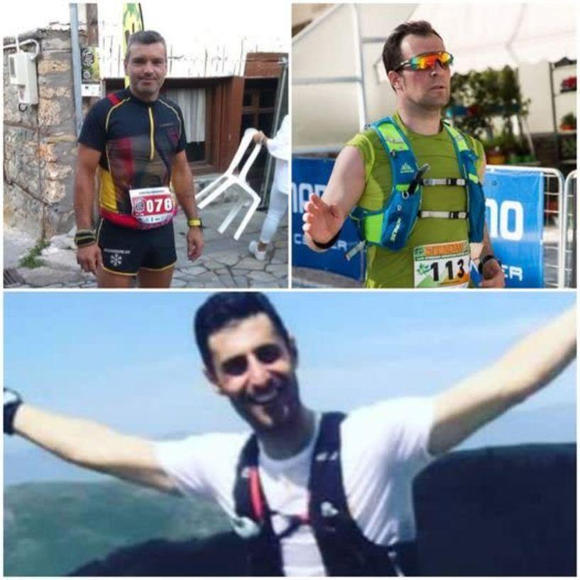 Τρεις Αθλητές του Σ.Δ Βέροιας στον Μαραθώνιο.