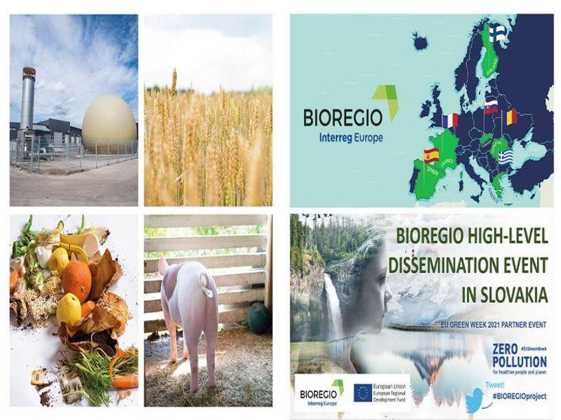 """Το Περιφερειακό Ταμείο Ανάπτυξης για λογαριασμό της  Περιφέρειας Κεντρικής Μακεδονίας συμμετέχει στο ευρωπαϊκό έργο  """"Περιφερειακά Μοντέλα κυκλικής οικονομίας και βέλτιστες διαθέσιμες τεχνολογίες για βιολογικά ρεύματα – BIOREGIO"""""""