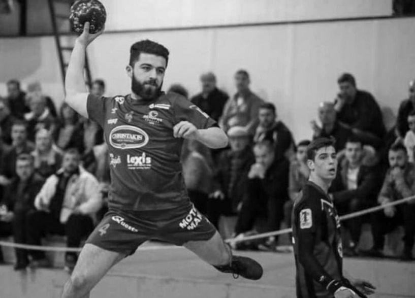 Θλίψη στο ελληνικό χαντμπολ: Σκοτώθηκε σε τροχαίο παίκτης του Αερωπού Έδεσσας