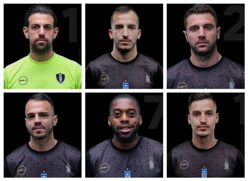 ΝΠΣ ΒΕΡΟΙΑ:  Επίσημα έξι παίκτες παρελθόν