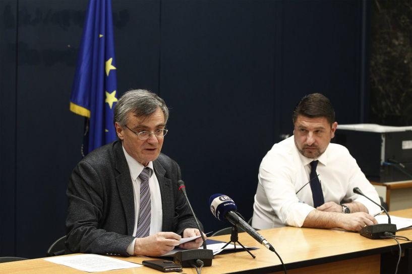 Σ. Τσιόδρας: 156 νέα κρούσματα στη χώρα - Τα 150 σε δομή φιλοξενίας μεταναστών στο Κρανίδι
