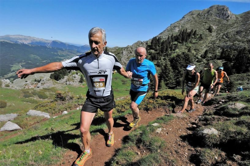 Ο Κωνσταντίνος Παρίζας πρόεδρος στον Α.Σ. 'Νάουσα Βέρμιο trail'