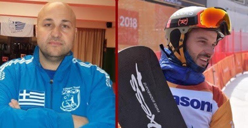 Αλέξανδρος Καραϊωσήφ και Κωνσταντίνος Πετράκης στα σχολεία για την παρουσίαση παραολυμπιακών αθλημάτων