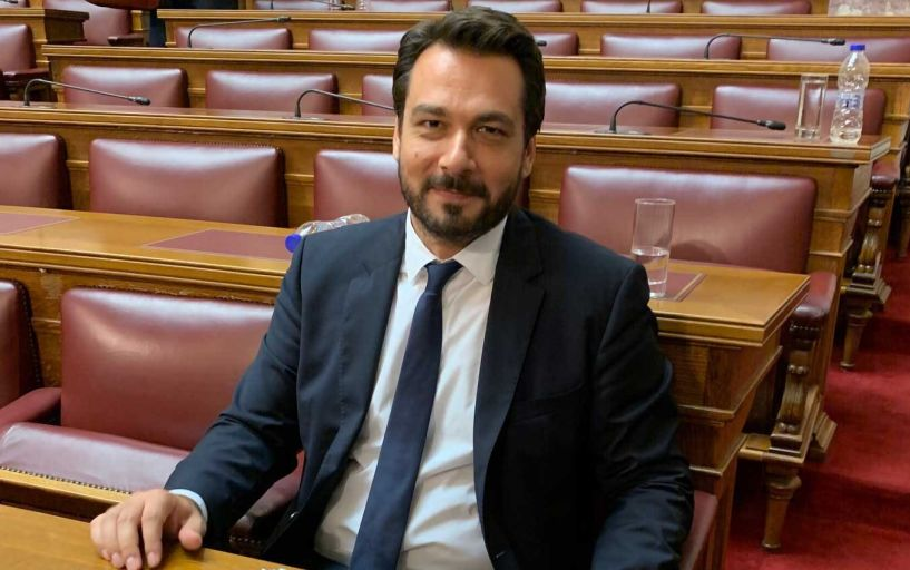Ο Τάσος Μπαρτζώκας εισηγητής  του νέου αθλητικού νομοσχεδίου