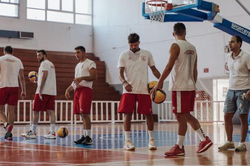 Στις 16 Οκτωβρίου 2021 ξεκινάει η Volley League  Στις 13/9 η κλήρωση