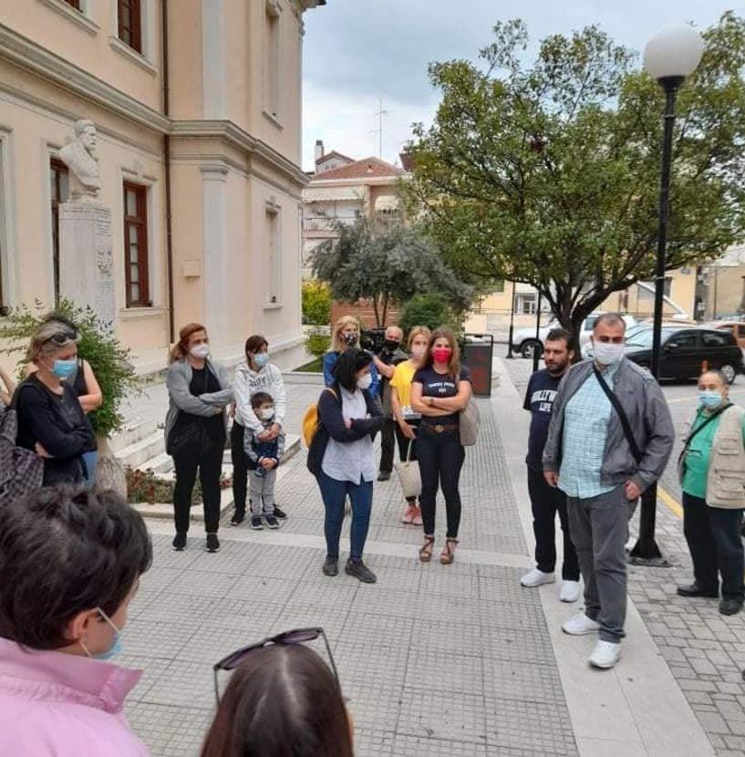 Μ.Α.μ.Α: Γνωρίζουμε την πόλη μας περπατώντας (Εικόνες)