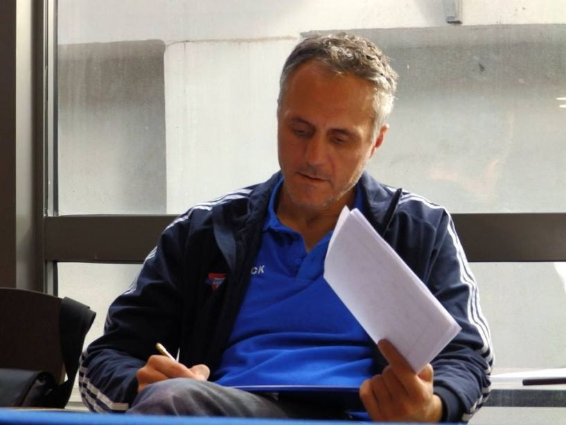 Παραιτήθηκε ο Βεροιώτης προπονητής   ο Αντώνης Τσολάκος από τη ΧΑΝΘ
