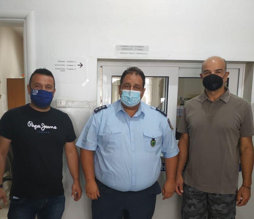 Συνεργασία Δήμου Νάουσας και Αστυνομίας για την βελτίωση της καθημερινότητας δημοτών και επισκεπτών