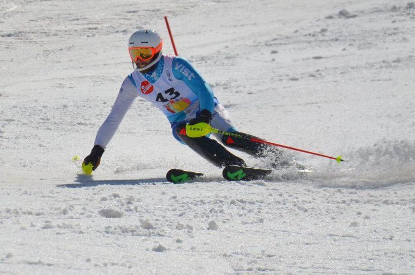 Προπόνηση στο χιόνι για την εθνική ομάδα Μετέχει και ο Βασίλης Μάντσιος