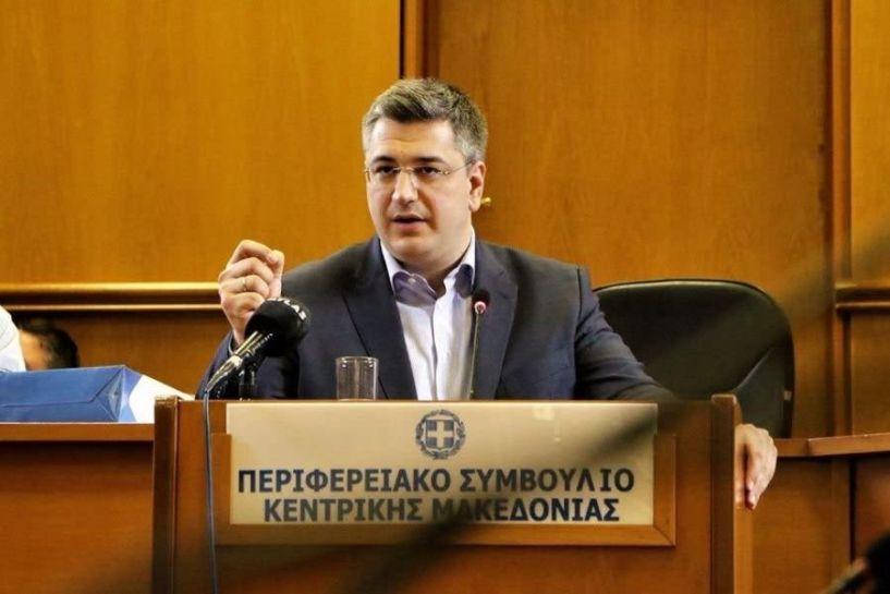 Απ. Τζιτζικώστας: Συνεχίζουμε και την επόμενη πενταετία για μια σύγχρονη και ανθρώπινη Περιφέρεια, φιλική στην επιχειρηματικότητα και δίπλα στους πολίτες