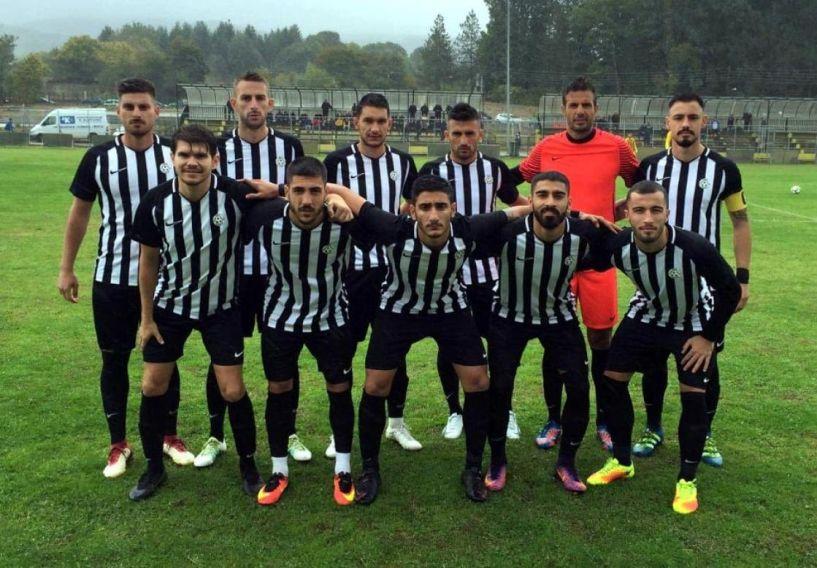 Κυνηγάει με πείσμα την δεύτερη θέση η Αγκαθιά 2-3 στον Μακεδονικό.