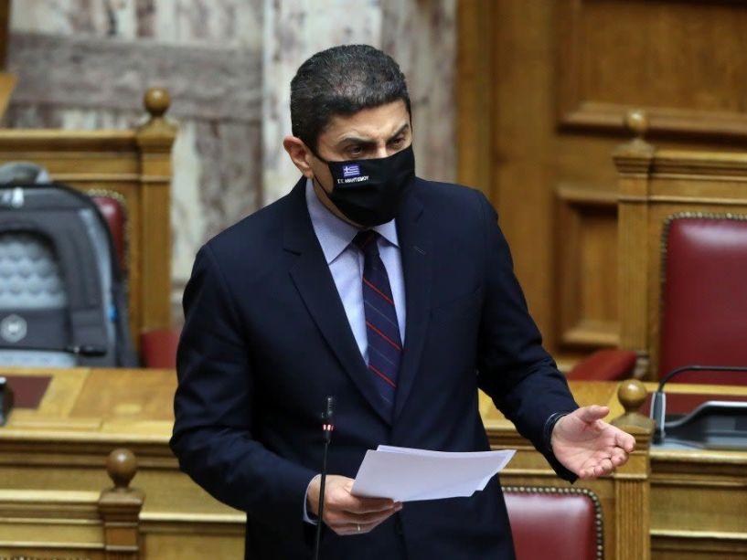 Λευτέρης Αυγενάκης.