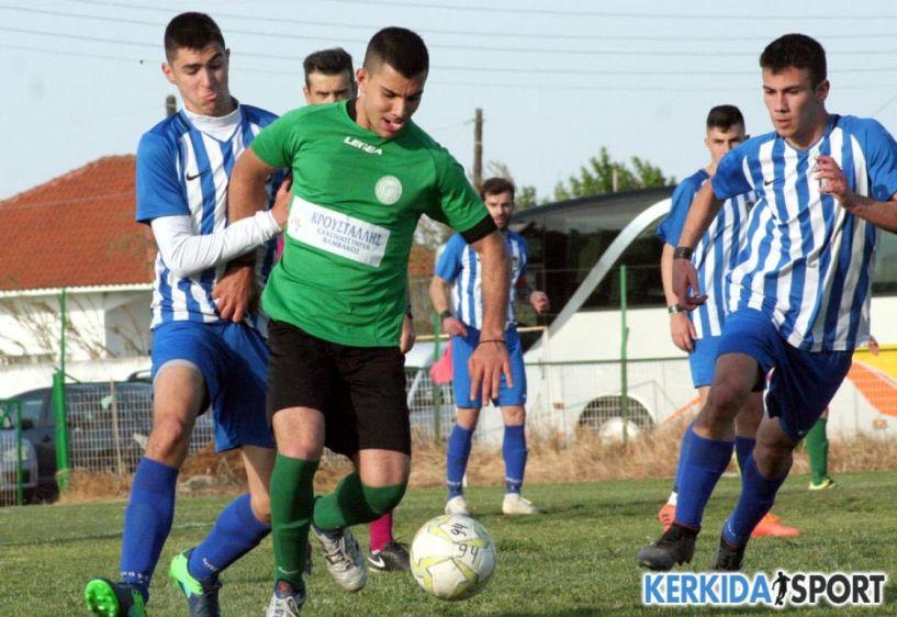 ΕΠΣ Ημαθίας Οι αγώνες play-off & play-out της Α ερασιτεχνικής (12/5/2019)