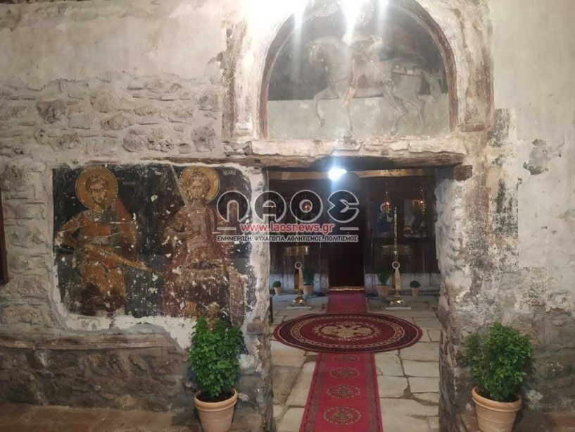 Βεροιώτικα και Λαογραφικά - Ο Άγιος Προκόπιος, ναός του 14ου αιώνα (φωτό - βίντεο) *Του Μάκη Δημητράκη