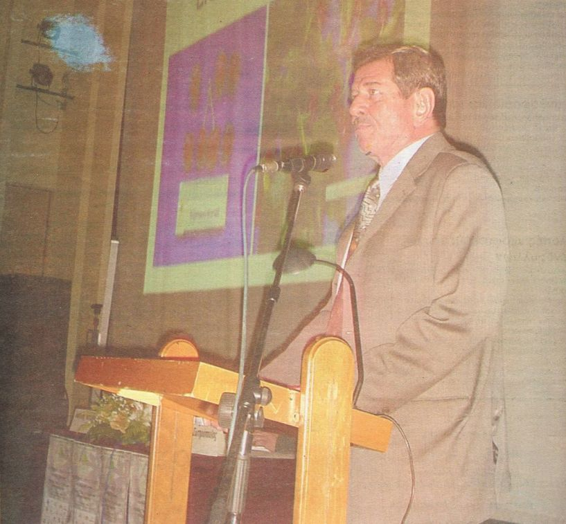 'Έφυγε' από τη ζωή ο επί μακρόν διευθυντής του Ινστιτούτου Φυλλοβόλων Δένδρων Ιωάννης Χατζηχαρίσης, ένας άνθρωπος πρωτοπόρος με τεράστια προσφορά στη δενδροκομία