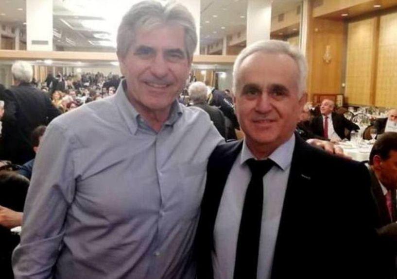 Σημαντικές επαφές του προέδρου της ΕΠΣΗ Στ. Μουρτζίλα στην Αθήνα