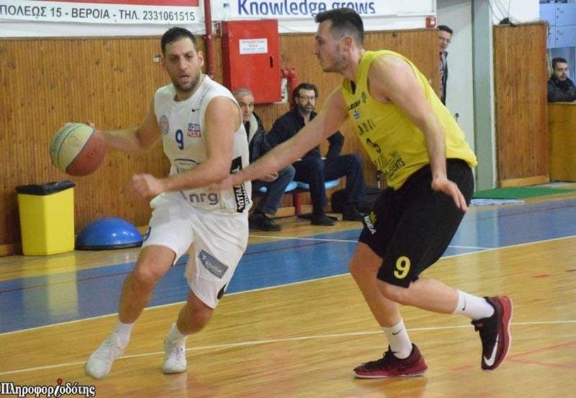 Ο Μάκης Μαυρίδης και του χρόνου στον ΑΟΚ Βέροιας