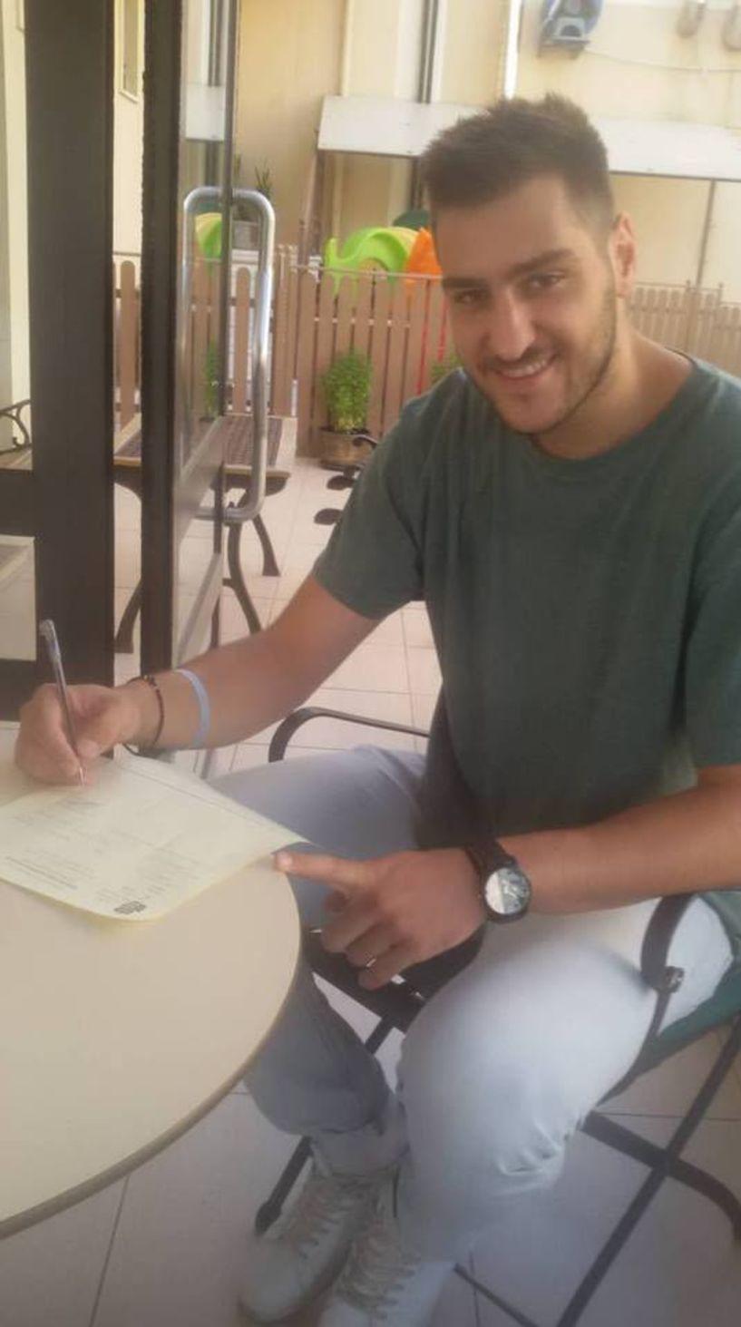 Πρώτη μεταγραφή του ΑΟΚ Βέροιας με την απόκτηση του Γιώργου Καραδήσογλου