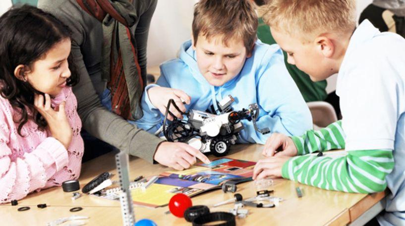 Τριήμερο εκπαιδευτικής ρομποτικής - ΔΩΡΕΑΝ Μαθήματα από τη ΔΙΚΤΥΩΣΗ