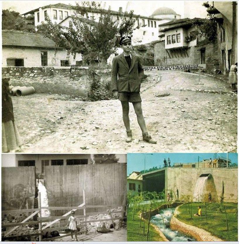 Φτωχότατο το ενθύμιο του πλούσιου παρελθόντος υδροκίνησης στην πόλη μας!!! *Του Πάρη Παπακανάκη