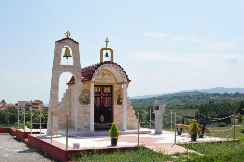 Από  Σεπτέμβριο τα θυρανοίξια του μικρού ναού στη Σχολή Μετεκπαίδευσης Αστυνομικών Βέροιας